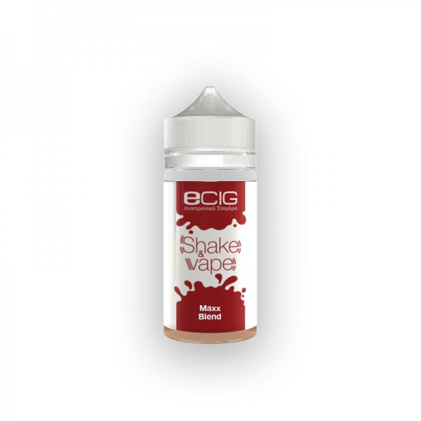 Maxx-Blend 30ml Shake & Vape - Hellas Greek Style