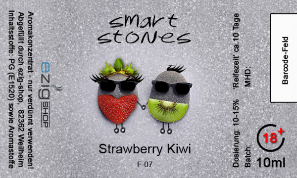 """SMART STONE"" Strawberry-Kiwi Aroma 10ml"