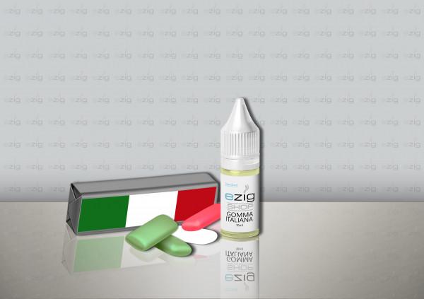Gomma Italiana Liquid 10ml - 30ml (0-18mg Nikotin/ml)