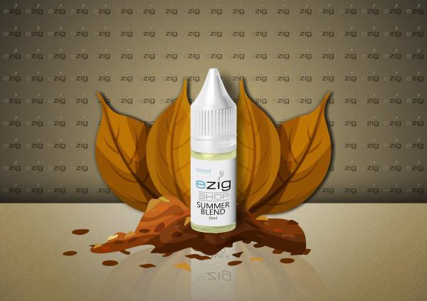 Sommer Blend 10ml - 30ml (0-18mg Nikotin/ml)