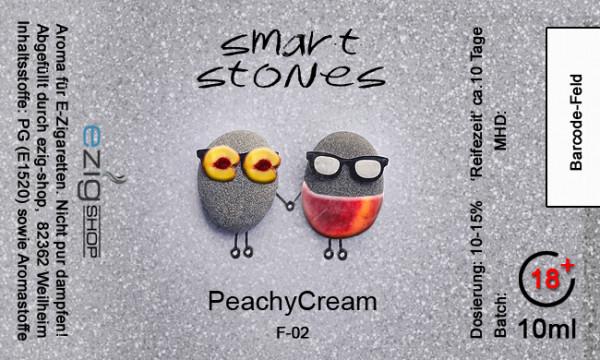 """SMART STONE"" Peach & Cream Aroma 10ml"