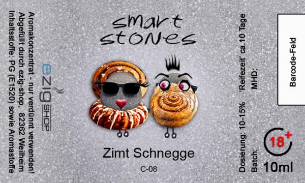 """SMART STONE"" Zimt Schnegge Aroma 10ml"