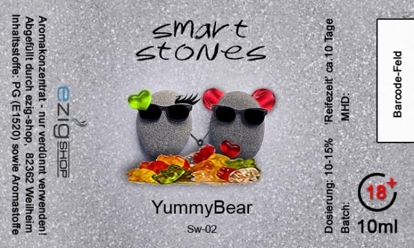 """""""SMART STONE"""" Yummy Bear Aroma 10ml"""