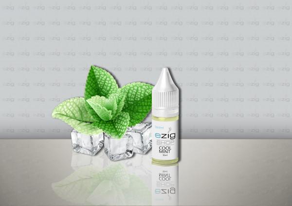 Cool Mint Liquid 10ml - 30ml (0-18mg Nikotin/ml)