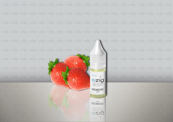 Erdbeer Liquid 10ml - 30ml (0-18mg Nikotin/ml)