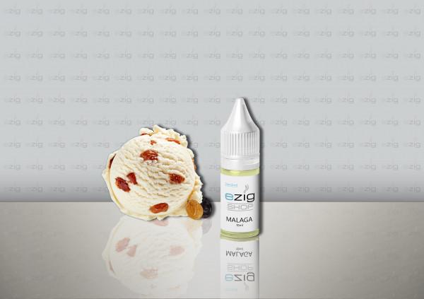 Malaga Liquid 10ml - 30ml (0-18mg Nikotin/ml)
