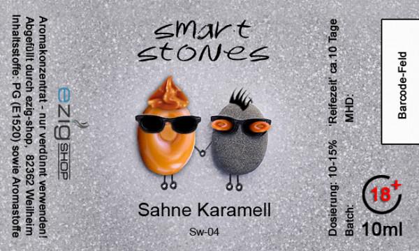 """SMART STONE"" Sahne Karamell Aroma 10ml"