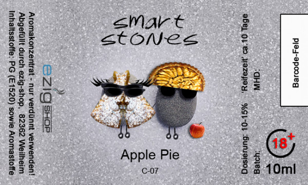 """SMART STONE"" Apple Pie Aroma 10ml"