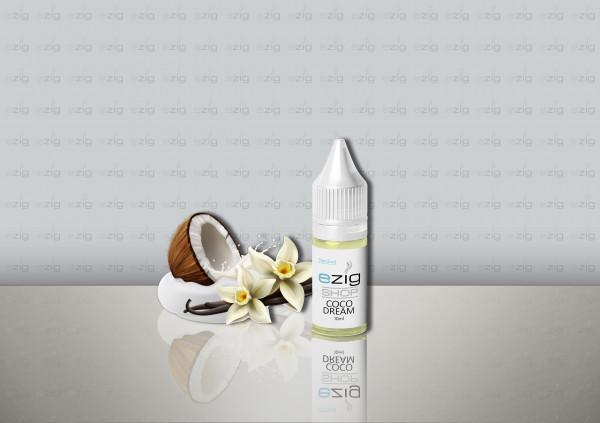 Cocodream Liquid 10ml - 30ml (0-18mg Nikotin/ml)